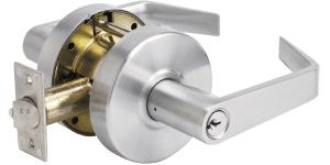 commercial lever handle