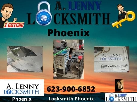 Phoenix Car Locksmith Services for you
